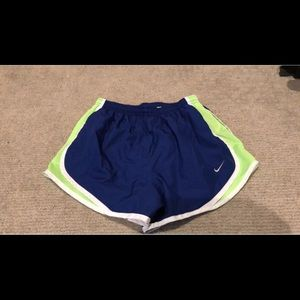 Nike size small running shorts
